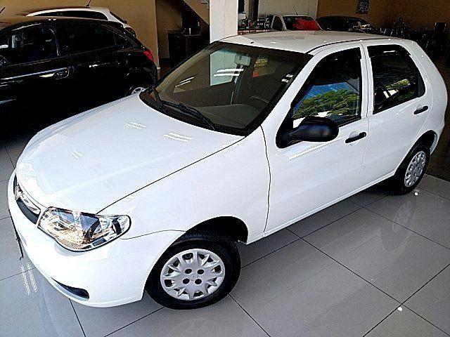 Palio 2012 Branco 04 portas com Ar Condicionado! - Foto 2