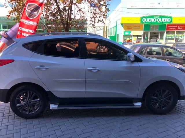 Hyundai HYUNDAI IX35 2.0 MPFI GL 16V FLEX 4P AUTOMÁTICO - Foto 6