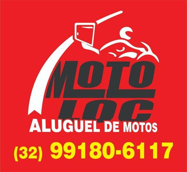 ALUGO MOTO PARA TRABALHO OU PASSEIO - Foto 2