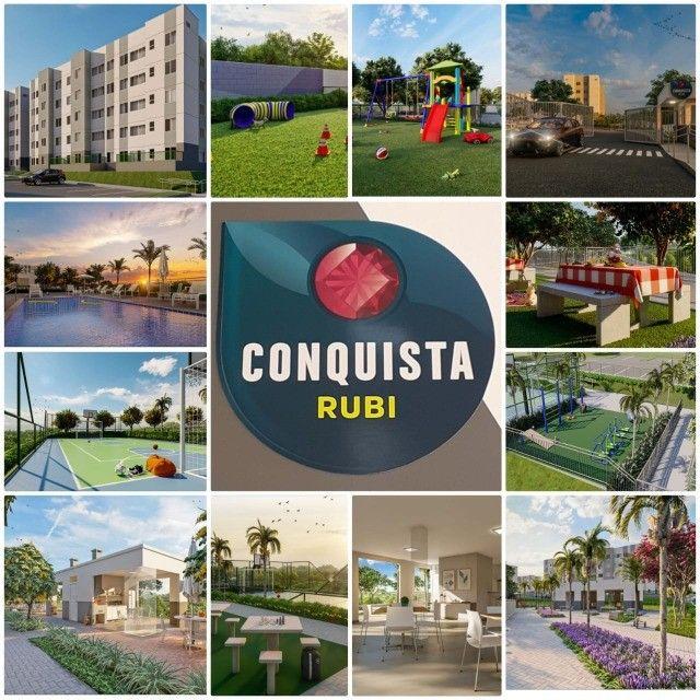 Vendo Apartamento no Cond. Rubi na Torquato com 2 quartos  - Foto 6