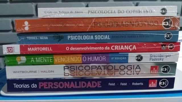 7 Livros de Psicologia