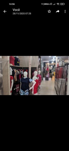 Vendo ou troco loja na galeria via Goiânia na avenida contorno - Foto 2