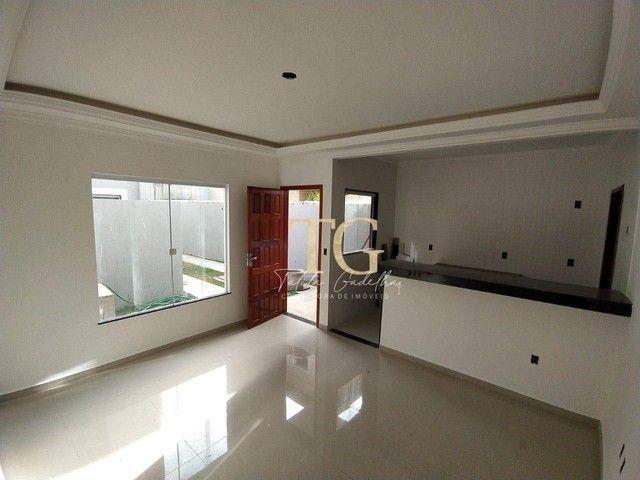 Casas lineares 2 quartos terraço gourmet - Jardim Bela Vista - Rio das Ostras/RJ - Foto 4