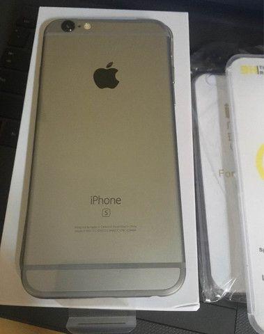 Iphone 6s - 32GB cinza espacial - Foto 2