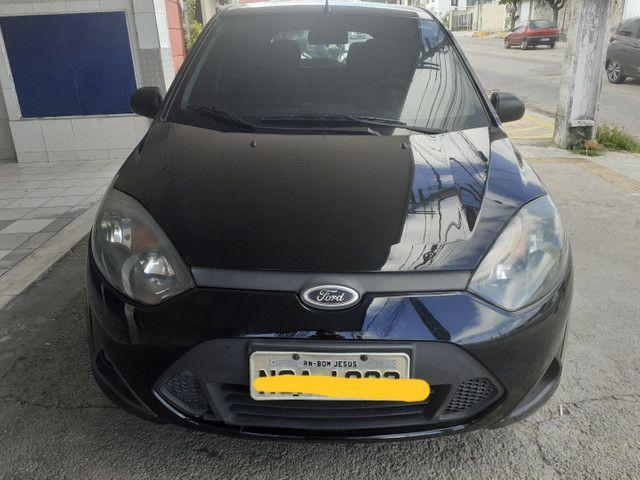 FORD/ Fiesta Hatch 1.6 ANO 2011 cor preta completo