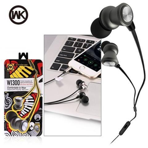HD Fone de ouvido WK remax wi300