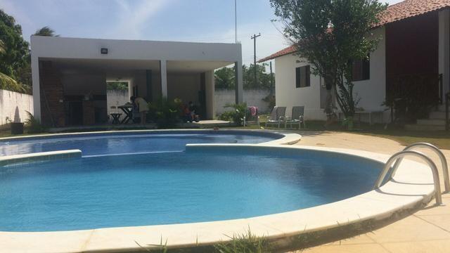 Casa de praia ( Barra de Santo Antônio)