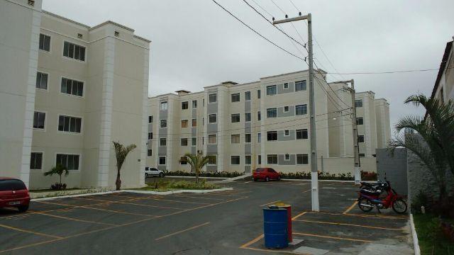 Residencial Dallas Park, 02 Quartos (sendo 01 suíte), Liberdade