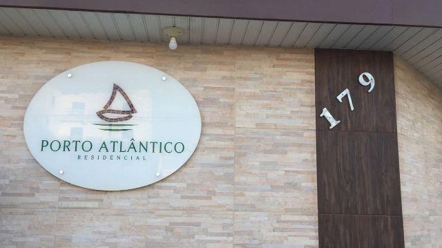 Apartamento no Condomínio Porto Atlântico