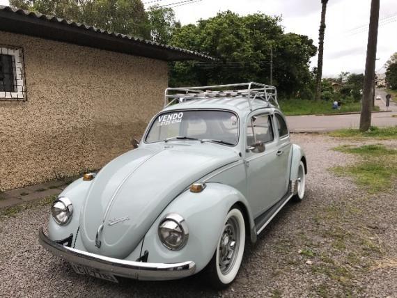Vw - Volkswagen Fusca top