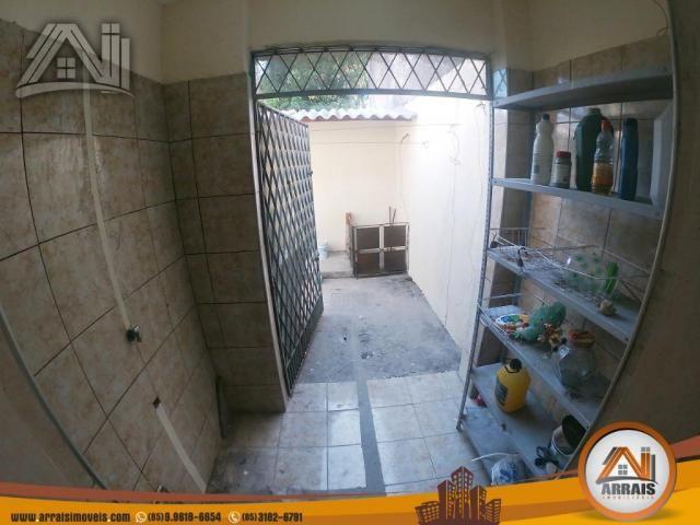 Casa com 4 dormitórios à venda, 132 m² por R$ 380.000,00 - Jacarecanga - Fortaleza/CE - Foto 10