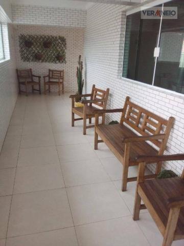 Apartamento com 2 dormitórios à venda, 73 m² por R$ 275.000 - Vila Guilhermina - Praia Gra - Foto 4