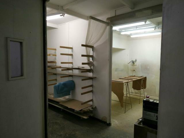 Cabine de pintura + exaustor + compressor - Foto 6