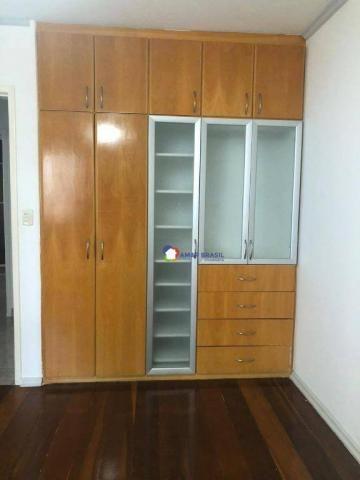 Apartamento com 3 dormitórios à venda, 126 m² por r$ 370.000 - setor bueno - goiânia/go - Foto 11