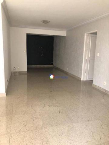 Apartamento com 3 dormitórios à venda, 126 m² por r$ 370.000 - setor bueno - goiânia/go - Foto 4