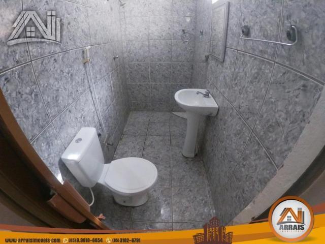 Casa com 4 dormitórios à venda, 132 m² por R$ 380.000,00 - Jacarecanga - Fortaleza/CE - Foto 9
