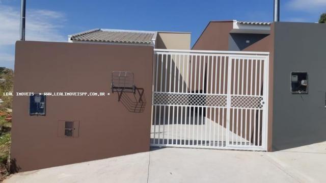 Casa para venda em presidente prudente, parque dos pinheiros, 2 dormitórios, 1 banheiro, 2