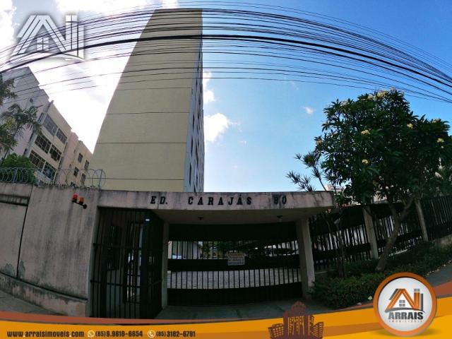 Vende apartamento com 3 quartos no bairro jacarecanga