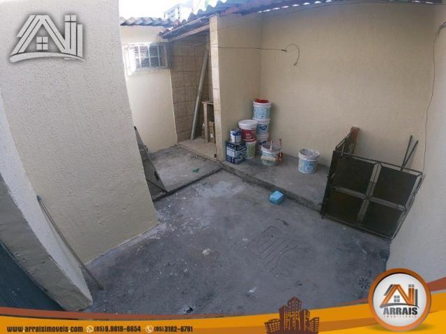 Casa com 4 dormitórios à venda, 132 m² por R$ 380.000,00 - Jacarecanga - Fortaleza/CE - Foto 11