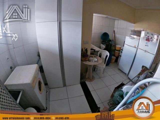 Vende apartamento com 3 quartos no bairro jacarecanga - Foto 8