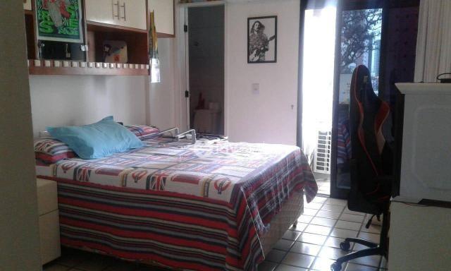 Amplo apartamento na aldeota 4 suítes, varandão - Foto 3