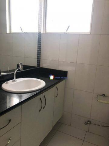 Apartamento com 3 dormitórios à venda, 126 m² por r$ 370.000 - setor bueno - goiânia/go - Foto 19