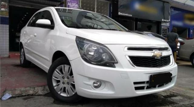 Chevrolet cobalt ltz 1.4 completo c/ multimídia _ mensais 559,99 - Foto 2