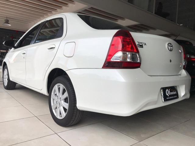 Etios Sedan Flex Impecável - Foto 10