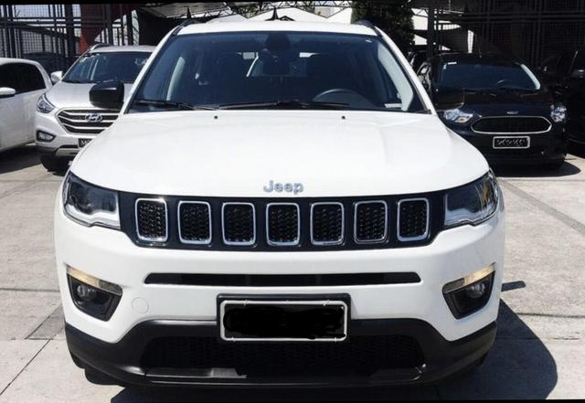 Jeep Compass Sport 35.000 km apenas R$ 85.800,00 - Foto 5