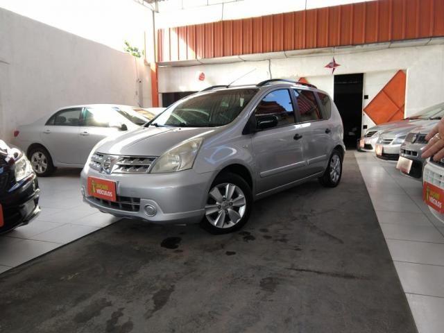 LIVINA S 1.6 16V Flex Fuel Mec.