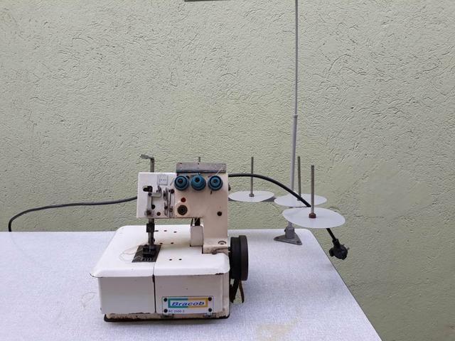 Máquina Industrial Duas Agulhas - Foto 2