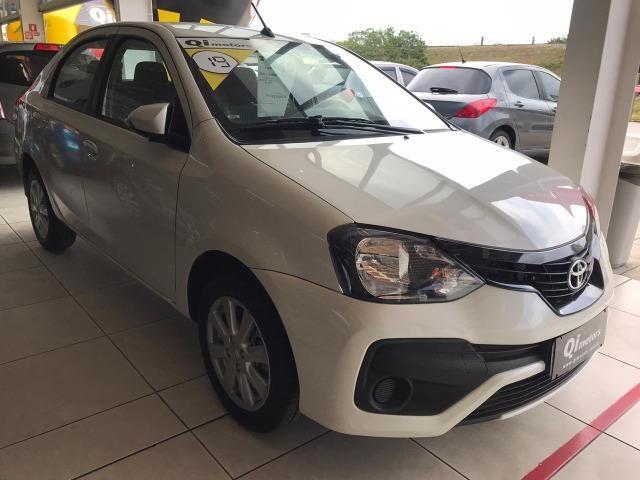 Etios Sedan Flex Impecável - Foto 3