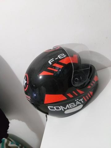 Capacete COMBAT - Foto 2