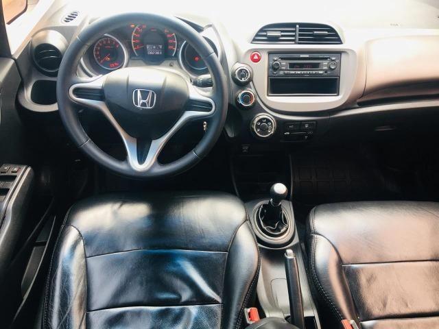 Honda Fit LXL 1.4 Flex Mec - 2011/2012 - Foto 9