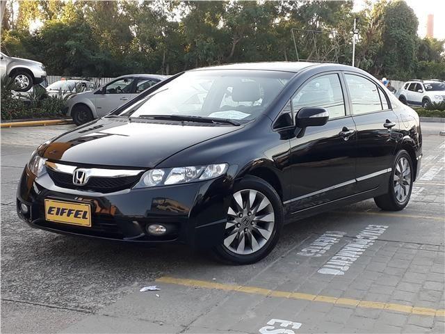 Honda Civic 1.8 lxl 16v flex 4p automático - Foto 15