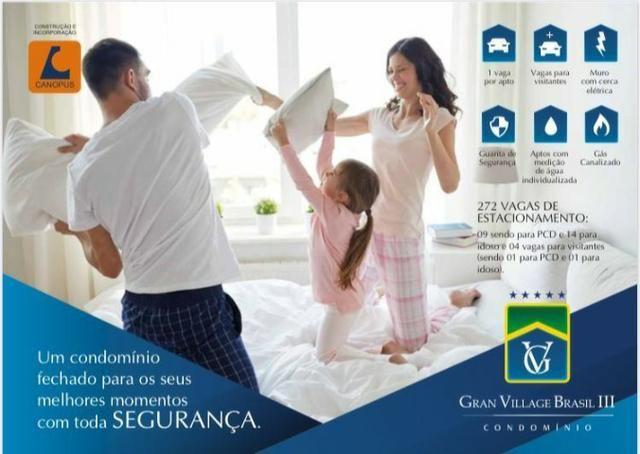 Venda Apartamento de 2 quartos sendo 1 suite São Luis MA - Foto 4