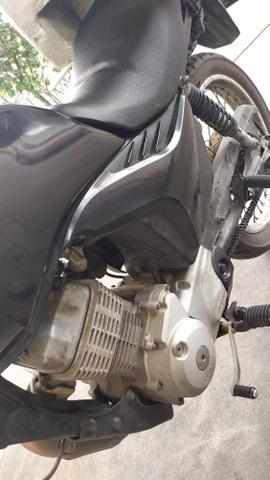 Cg Titan fan 125 preta 2012 já toda nova - Foto 4