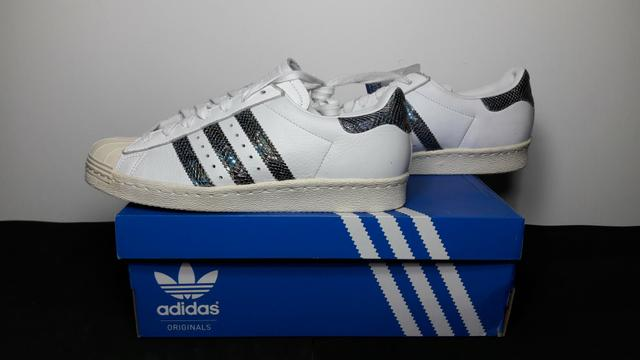 Tenis Adidas Superstar 80s