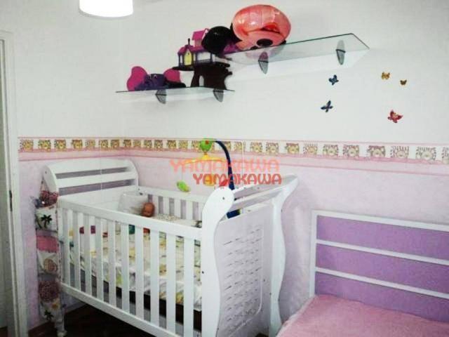 Apartamento em condomínio com 2 dormitórios à venda, 50 m² por r$ 300.000 - cidade patriar - Foto 12