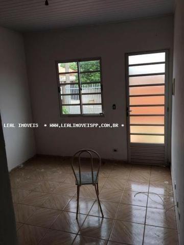 Casa Para Aluga Bairro: Parque dos Pinheiros Imobiliaria Leal Imoveis 18 3903-1020