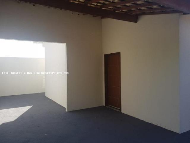 Casa Para Aluga Bairro: Residencial Universitario Imobiliaria Leal Imoveis 18 3903-1020 - Foto 3