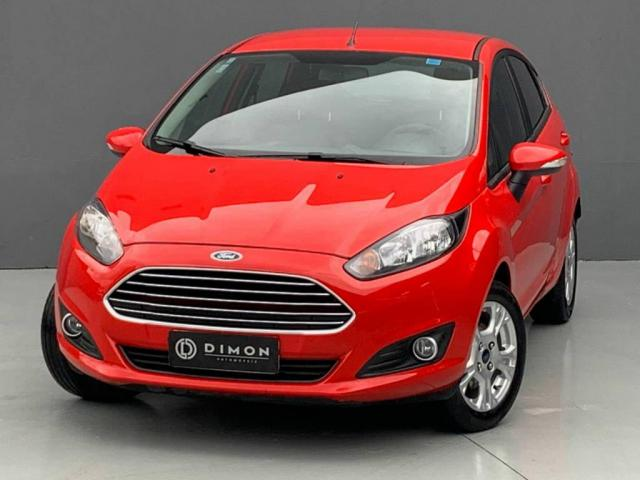 Ford New Fiesta Hatch SEL 1.6 AT
