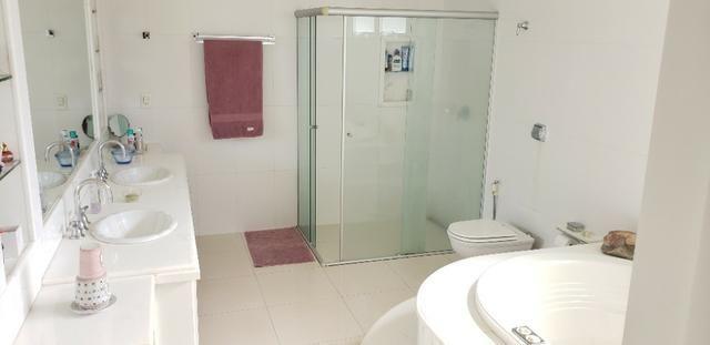 Casa em Condomínio com 4 suítes e ótima área de lazer á venda no Aldeia do Vale - Foto 12