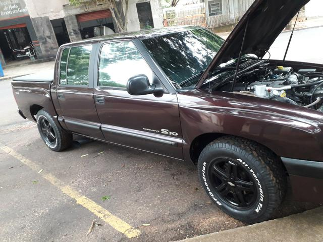 S10 2003 executive 4x4 diesel - Foto 3