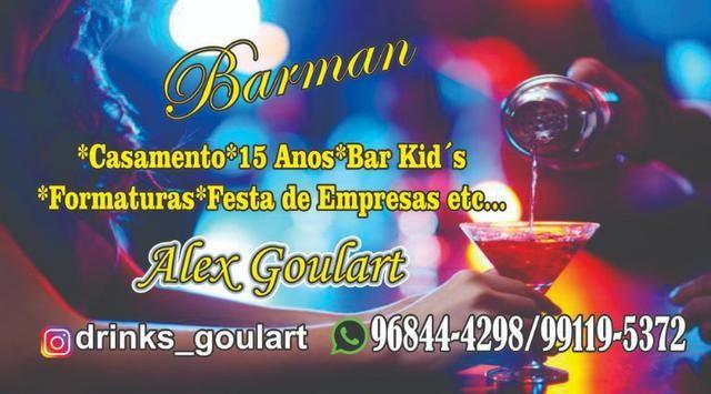 Barman - Foto 2