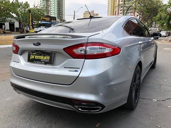 FORD FUSION 2013/2013 2.0 TITANIUM AWD 16V GASOLINA 4P AUTOMÁTICO - Foto 6