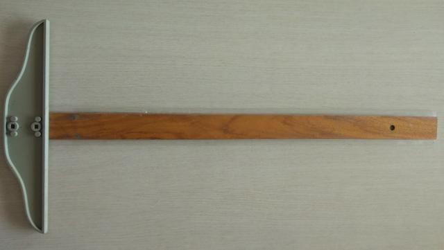 Régua T Desetec 60 cm - Foto 3