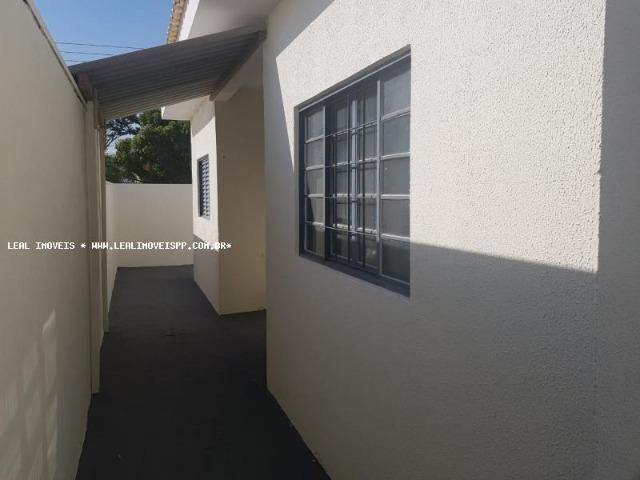 Casa Para Aluga Bairro: Residencial Universitario Imobiliaria Leal Imoveis 18 3903-1020 - Foto 12