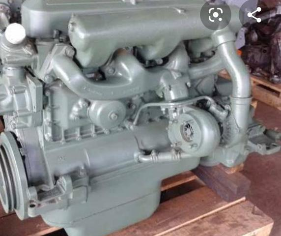 Motores OM 352 La,OM 352