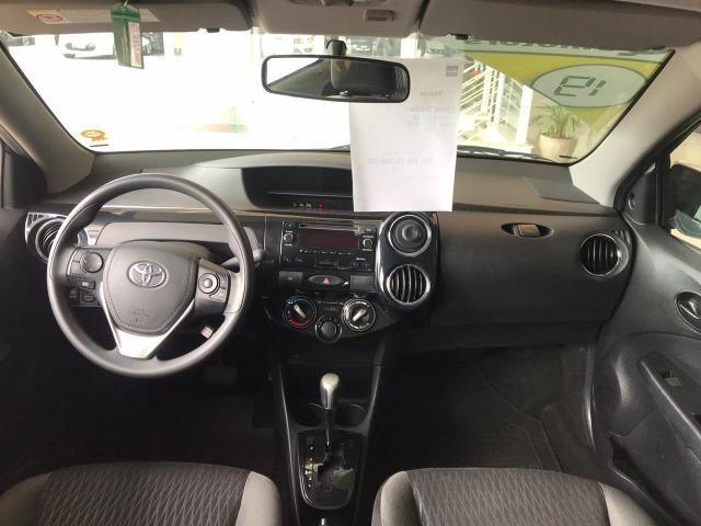 Etios Sedan Flex Impecável - Foto 19